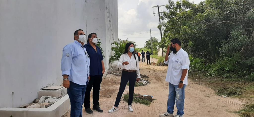 Mantenimiento en Uaymitún